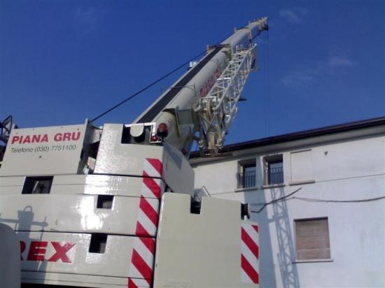 Terex cranes - TEREX AC 120